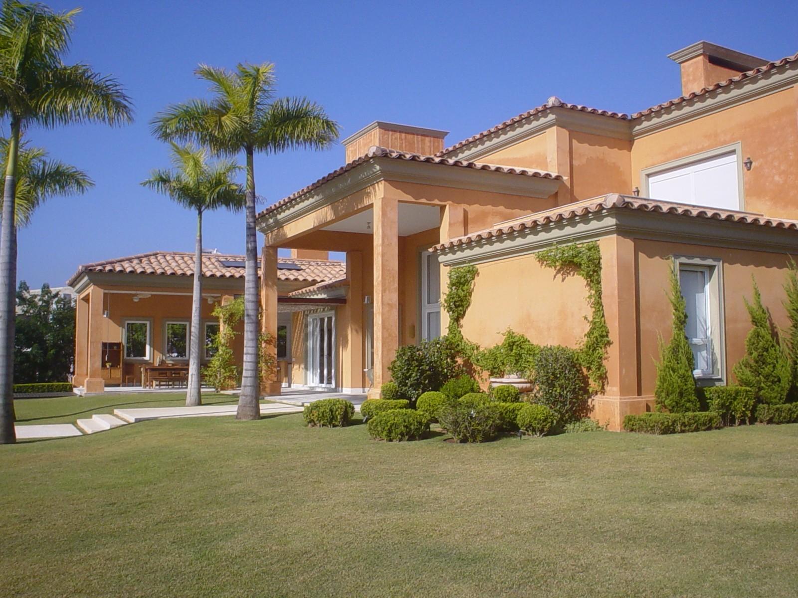Casa italiana ef arquitetura for Casa italiana
